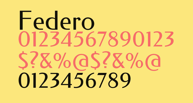 Federo