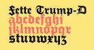 Fette Trump-Deutsch