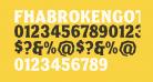FHABrokenGothicKondNC