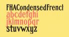 FHACondensedFrenchNC