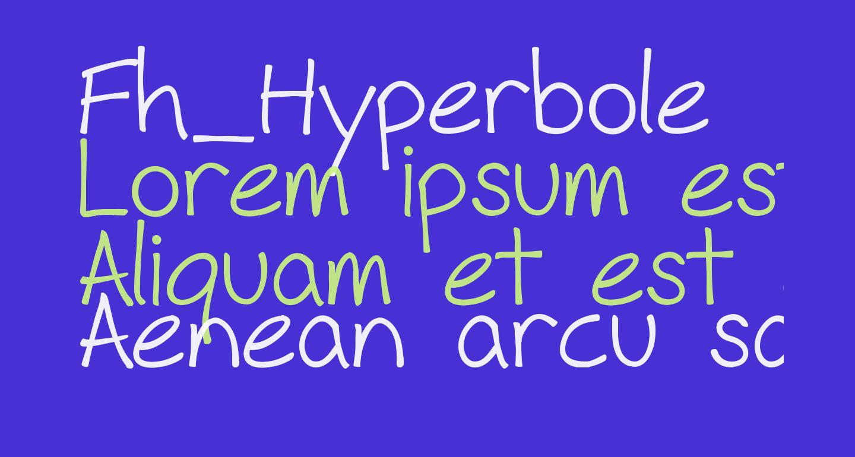 Fh_Hyperbole