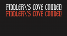 Fiddler's Cove Condensed