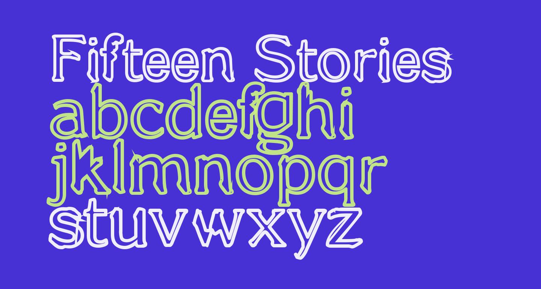 Fifteen Stories