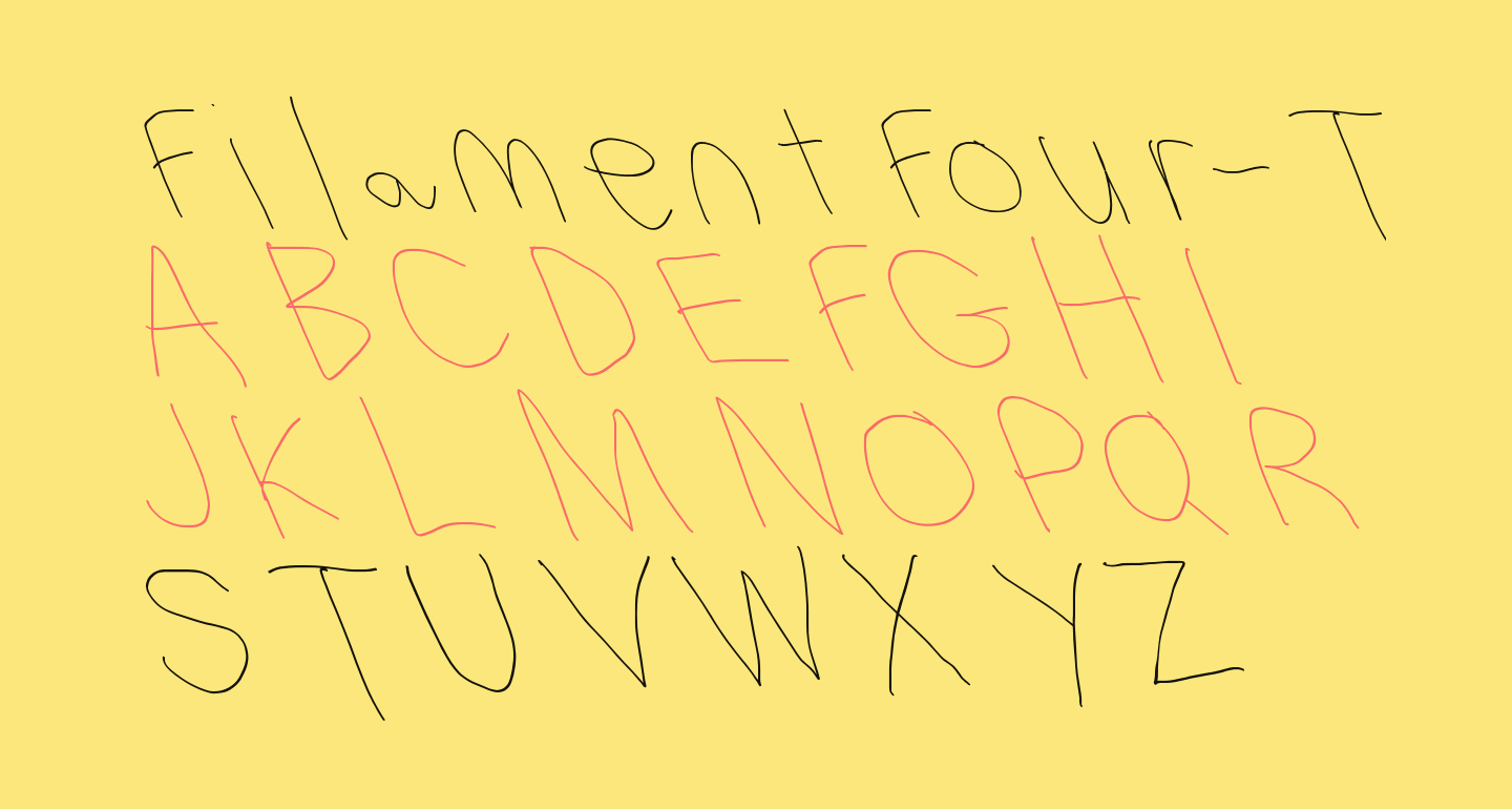Filament Four-Two