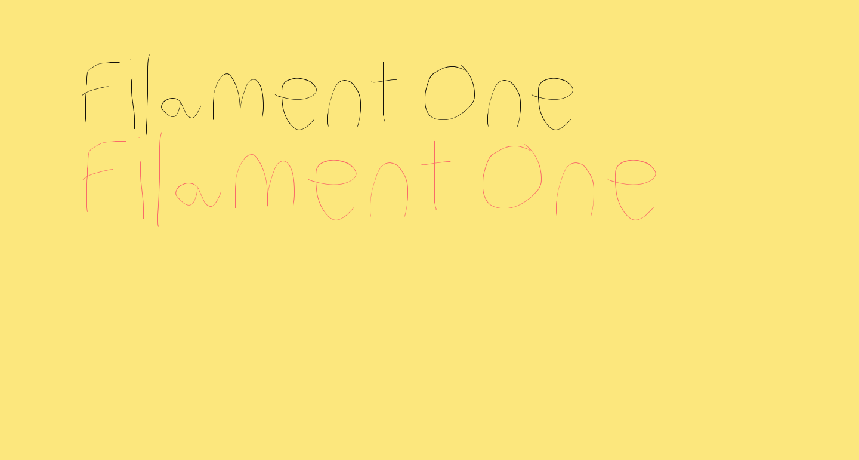 Filament One