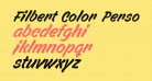 Filbert Color Personal Use