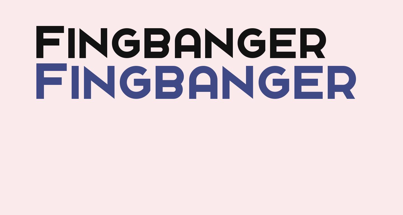 Fingbanger