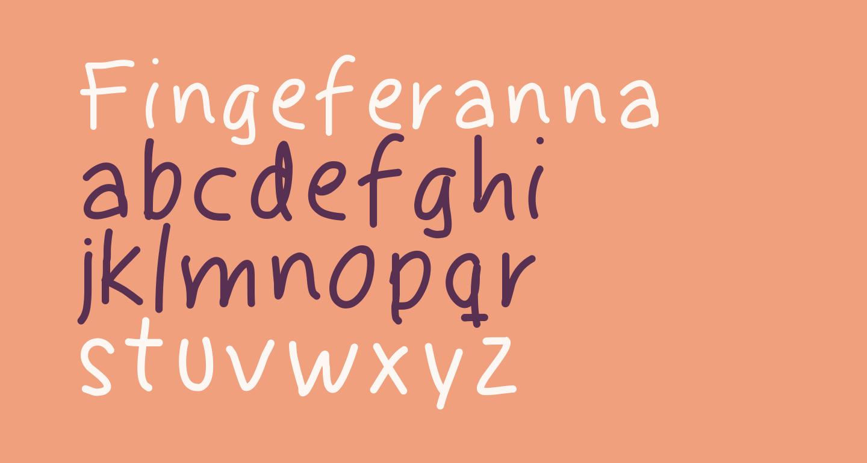 Fingeferanna