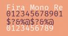 Fira Mono Regular