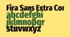 Fira Sans Extra Condensed Black