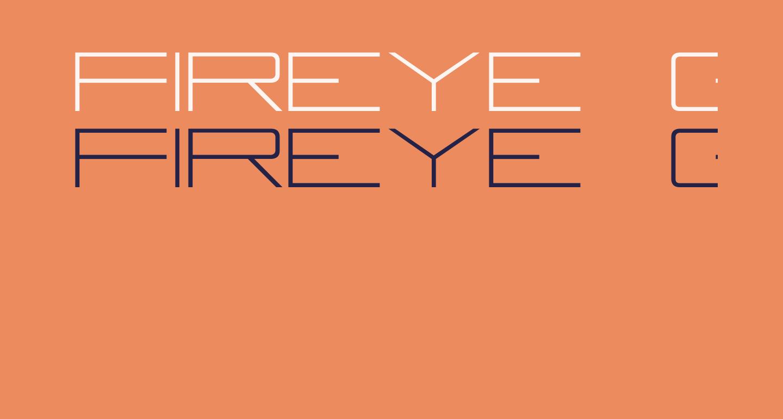 Fireye GF 3 Lite