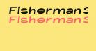 Fisherman Sans Catch Oblique