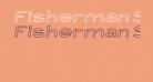 Fisherman Sans Net Oblique