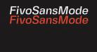 FivoSansModern-MediumOblique