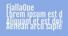 FjallaOne