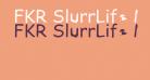 FKR SlurrLife Medium