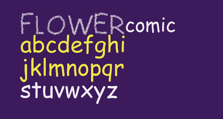 FLOWERcomic