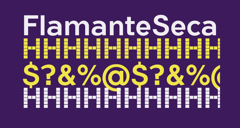 FlamanteSeca