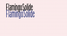 FlamingoSolide
