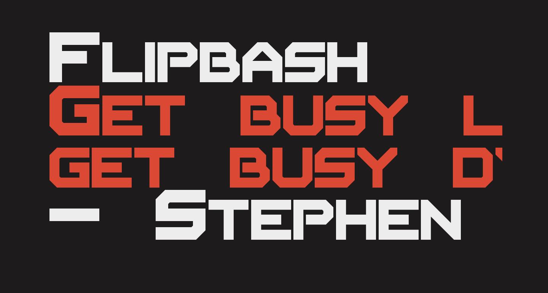 Flipbash