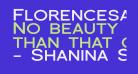 Florencesans SC Exp Bold