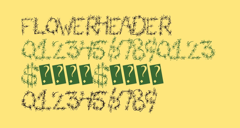 FlowerHeader