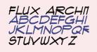 Flux Architect Italic