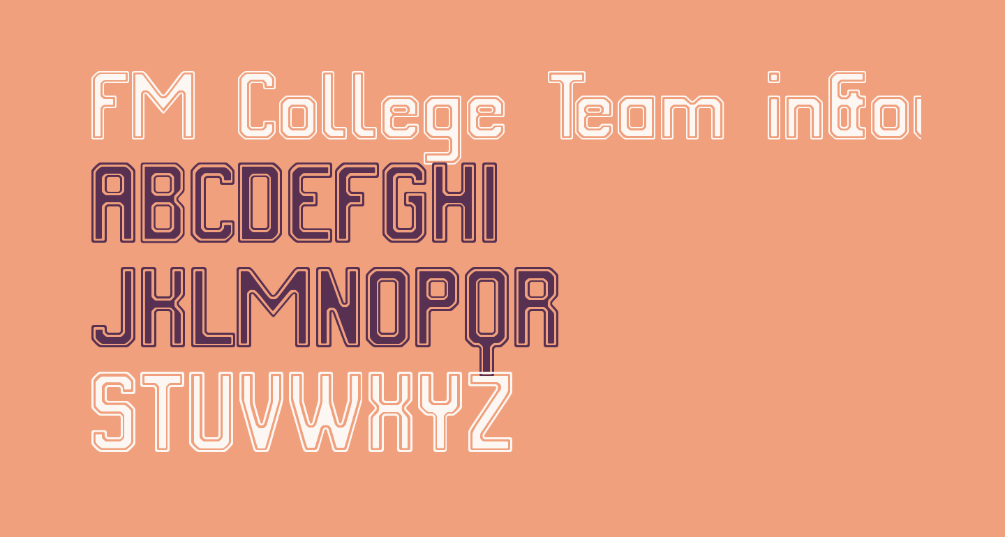 FM College Team in&out