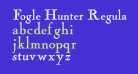 Fogle Hunter Regular