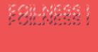 Foilness Regular