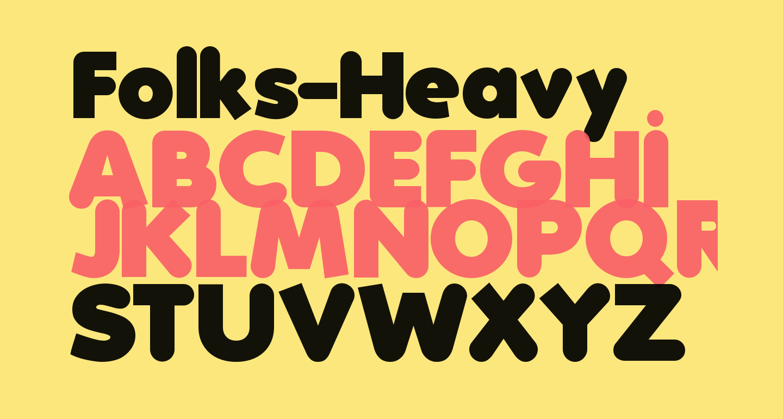 Folks-Heavy