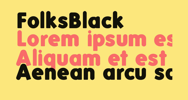 FolksBlack