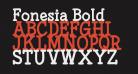 Fonesia Bold