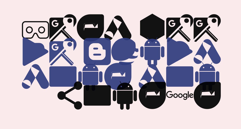 Font Google Color