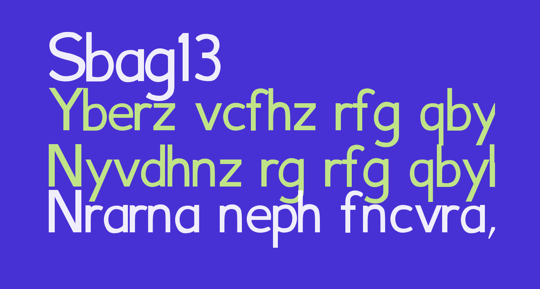 Font13
