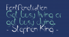 FontPenetration