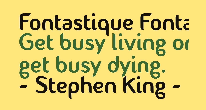 Fontastique Fontastique