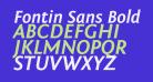 Fontin Sans Bold Italic