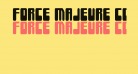 Force Majeure Condensed