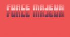 Force Majeure Gradient