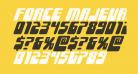 Force Majeure Super-Italic