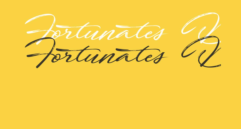 Fortunates December
