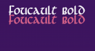 Foucault Bold