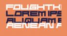 FoughtKnight Die
