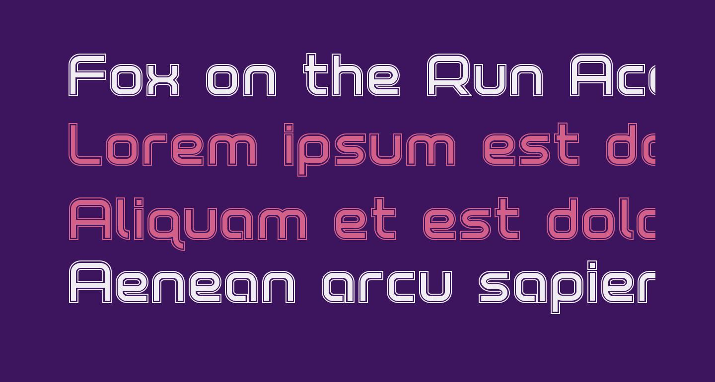 Fox on the Run Academy