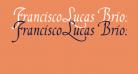 FranciscoLucas Briosa