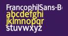 FrancophilSans-Bold