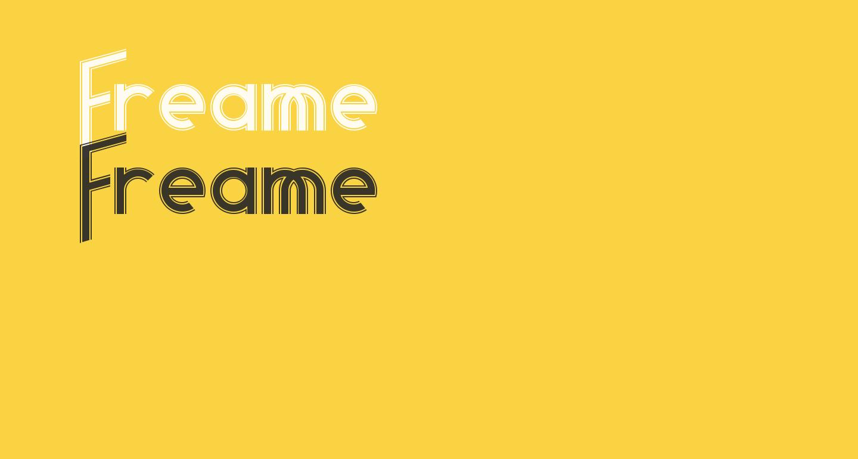 Freame