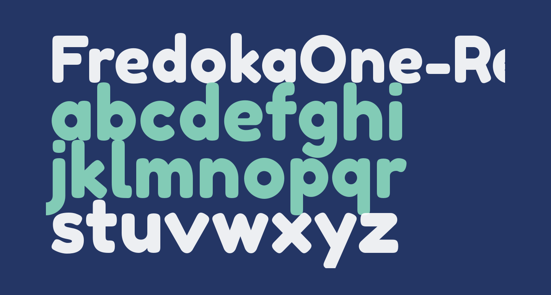 FredokaOne-Regular
