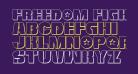 Freedom Fighter 3D Regular